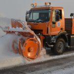 """CNAIR face pregătiri pentru ninsoare: """"toate direcțiile regionale ale CNAIR sunt mobilizate și vor interveni unde este cazul"""""""
