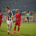 Astra Giurgiu a smuls un punct la Botoșani