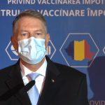 Iohannis: Strategia de vaccinare a fost aprobată în CSAT. Primele doze, posibil în ianuarie | VIDEO