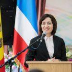 Maia Sandu a fost învestită preşedinte al Republicii Moldova