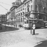 9 decembrie 1894, ziua în care în București a început să circule primul tramvai electric