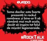 """Moise Guran: """"Tema dacilor este foarte prezentă în rockul românesc și bine-ar fi să rămână mai mult acolo decât să inspire tot felul de mișcări legionaroide"""""""