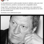 Jurnalistul și caricaturistul Octavian Andronic a încetat din viață