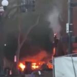 Autorul exploziei de la Nashville este mort