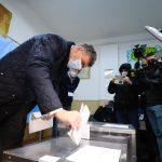 Ciolacu: Îi îndemn pe români să voteze în spiritul Sfântului Nicolae | AUDIO