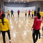 Testele pentru COVID ale handbalistelor de la națională, negative. România – Germania se joacă joi seară