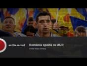PODCAST. România spoită cu AUR