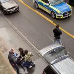 Germania: O mașină a intrat în mulțime, într-o zonă pietonală din Trier VIDEO