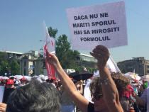 Sanitas anunță acțiuni de protest