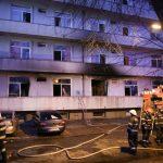Crește bilanțul deceselor în urma incendiului de la Matei Balș. Un alt pacient a decedat