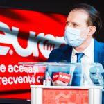 Florin Cîțu, la Europa FM: Lumea vrea să se vaccineze. Platforma de înscriere va fi mai bună