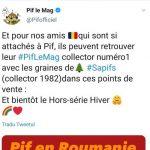 Revista Pif a revenit în România