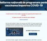 Valeriu Gheorghiță: Problemele cu funcționarea registrului de vaccinare mai sunt posibile | AUDIO