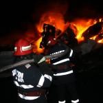 Braşov: Incendiu puternic la o pensiune | AUDIO