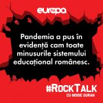 """Moise Guran: """"Pandemia a pus în evidență cam toate minusurile sistemului educațional românesc"""""""
