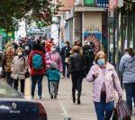 În București, rata de infectare cu SARS-CoV-2 a scăzut sub 3 la mia de locuitori. Când ar putea fi eliminate unele restricții