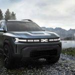 Dacia a prezentat un nou SUV, denumit Bigster | VIDEO