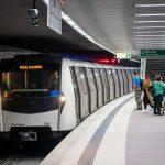 Metrorex anunță creșterea timpului de așteptare a trenurilor, de vineri, în afara orelor de vârf