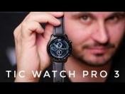 TicWatch Pro3 – Cel mai bun smartwatch cu Android