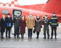 Președintele Moldovei, după primirea primei tranșe de vaccin anti-Covid: Mulţumim, România! Mulţumim, Uniunea Europeană!