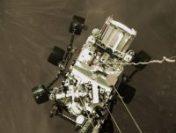 NASA a prezentat primul video cu amartizarea roverului Perseverance | VIDEO