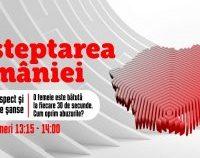 Deșteptarea României: O femeie este bătută la fiecare 30 de secunde. Dana Războiu răspunde întrebărilor