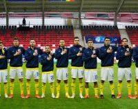 Europeanul de fotbal pentru tineret: Micii tricolori au ratat calificarea în sferturi
