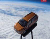 Ziua păcălelilor: Dacia a trimis o mașină Duster în spațiu | VIDEO