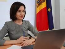 Maia Sandu anunță că se va vaccina cu AstraZeneca   AUDIO