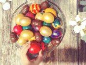 Istoria oului de Paşte