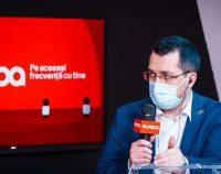Vlad Voiculescu: Florin Cîțu nu mi-a reproșat niciodată nimic | AUDIO