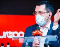 Vlad Voiculescu: Ministerul Sănătății este în colaps   AUDIO