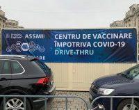 Primul centru de vaccinare drive-thru din Capitală și-a început activitatea. Andrei Baciu: Această abordare este mult mai utilă