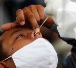 India atinge pragul a 100.000 de infecții zilnice cu SARS-CoV-2
