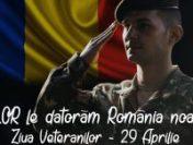 Ceremonii militare, de Ziua Veteranilor
