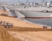 O parte a trupelor rusești pleacă din Crimeea, în urma încheierii manevrelor militare de la Marea Neagră  | VIDEO