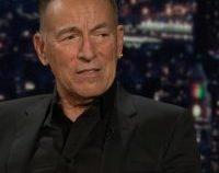 Bruce Springsteen va primi premiul Woody Guthrie 2021