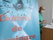 La Spitalul Militar din București s-au vaccinat 100 de persoane, în prima zi a maratonului de imunizare