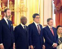 Vladimir Putin, mesaj pentru România, la primirea noului ambasador român la Moscova