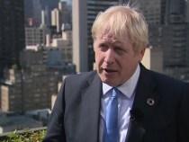 Boris Johnson, criticat după ce a dat aproape 100.000 de lire pe două opere de artă