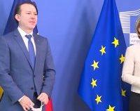 Premierul Cîțu și mai mulți miniștri, la Bruxelles pentru discuții despre PNRR