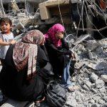 Armata israeliană a distrus o clădire din Fâșia Gaza în care funcționau redacțiile agențiilor presă AP și AFP