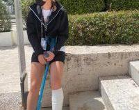 Simona Halep s-a retras de la turneul de la Wimbledon din cauza accidentării la gambă