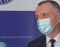 Ministrul Educației: Sub un caz de Covid la 10.000, mult sub procentul național