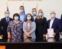 Consilierii USR PLUS Constanța au boicotat ședința de Consiliu Local în semn de protest față de colaborarea cu PNL