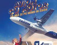Zboruri speciale pentru cei mici, de Ziua Copilului, pe aeroportul Otopeni   AUDIO