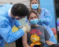 Peste 8.500 de copii cu vârsta între 12 și 15 ani s-au vaccinat