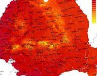 Cod roșu de instabilitate atmosferică, emis de ANM
