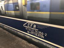 Din 24 iunie, biletele de tren vor putea fi achiziționate printr-o aplicație mobilă, anunță directorul CFR Călători