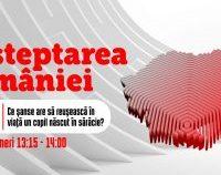 Deșteptarea României: Gabriela Alexandrescu, președintele executiv Salvați Copiii, în direct cu ascultătorii Europa FM | VIDEO